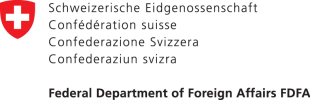 Federal Department of Foreign Affairs FDFA